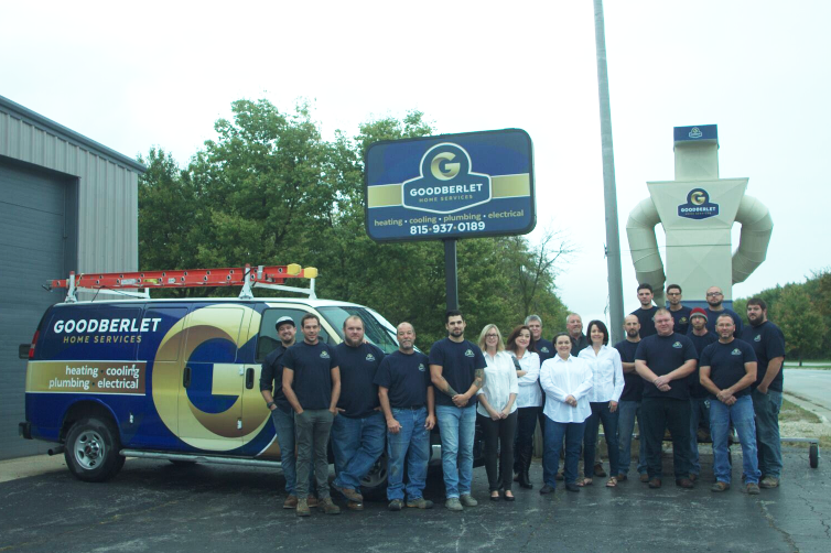 Goodberlet Home Services Team