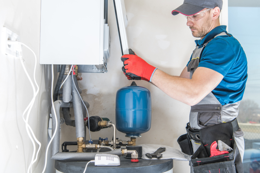 Local Heating & Air Conditioning Services