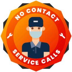 No Contact HVAC Services