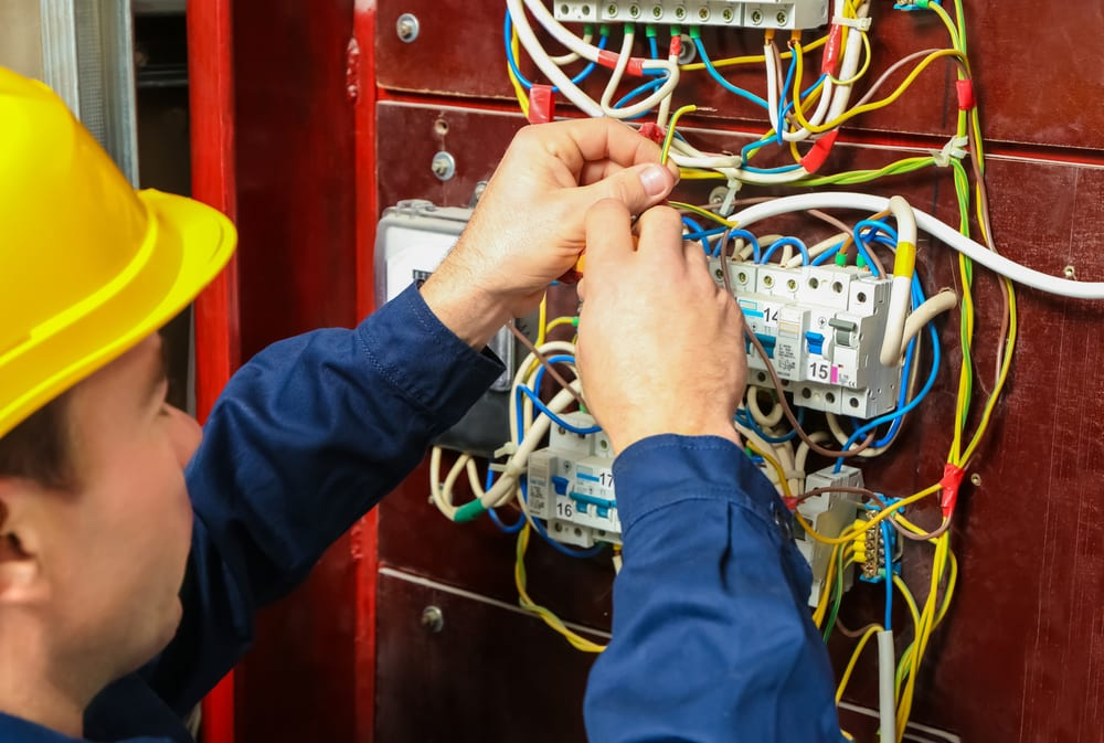 Certified Electrician installation in Oak Brook IL area